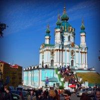 Андреевская церковь :: Ростислав
