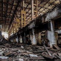Заброшенный завод :: Наталья Rosenwasser