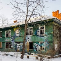 дом с приведениями :: gegemoon