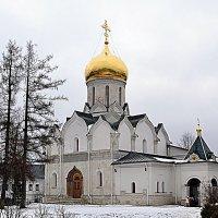 Церковь Рождества Богородицы :: Владимир Болдырев