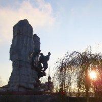 Памятник воинам-интернационалистам :: Елена