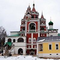 Савино-Сторожевский монастырь в Звенигороде :: Владимир Болдырев