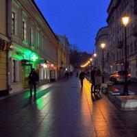 Прогулка по Москве :: Елена