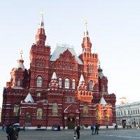 На Красной площади :: Анастасия Крупкина