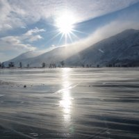 Александр Воронов - Байкальский лед