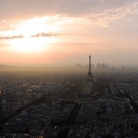 Улжан Ибраева - Париж в закате :: Фотоконкурс Epson