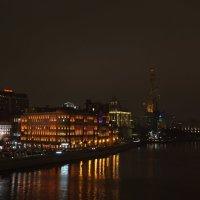 Ночная Москва :: Евгений Иванов