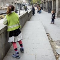 Дети улицы :: Алексей Окунеев