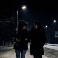 Какая ночка темная :: Рамиль Искаков