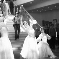 Три Балерины :: Vitaliy Prost