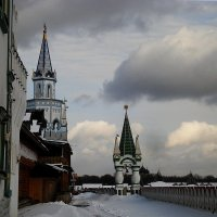Редеет облаков летучая гряда... :: Галина