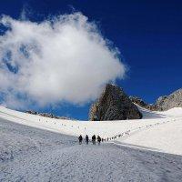 Лучше гор могут быть только горы... :: Valentina Valentina