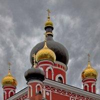 Золотые купола собора. :: Sergey Serebrykov