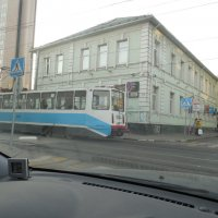 Трамвайчик ... :: Мила