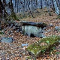 Дольмены  Красной поляны в Сочи :: Tata Wolf