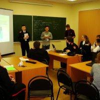 DSC09399 - Турнир юных естествоиспытателей :: Андрей Лукьянов