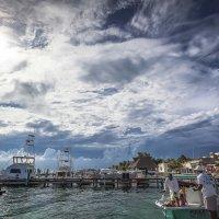 Перед штормом!!! Мексика,Карибы... :: Александр Вивчарик