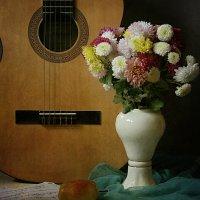 С гитарой. :: Елена