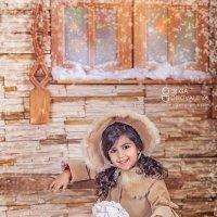 """Детский фото проект """"Новый год в Боярской усадьбе"""" :: Ольга Дровалева"""