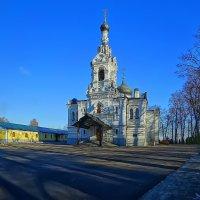 Храм Успения Пресвятой Богородицы в Троице-Лыково :: mila