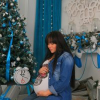 Мой новогодний подарок :: Магдалина Терещенко