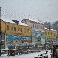 Снегопад :: Yuriy V