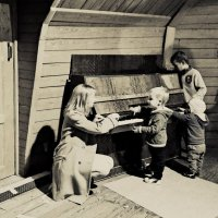 Форте пиано :: Anna Stoliarova