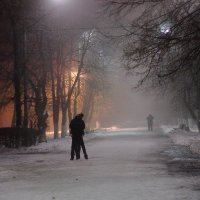 В любви, как в тумане... :: Юрий Гайворонский