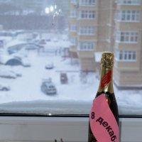 Снег идёт целый день :: Savayr