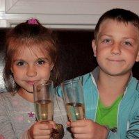 Выпьем за любовь! :: Анна Борисенко