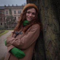 портрет :: Katerina Tighineanu