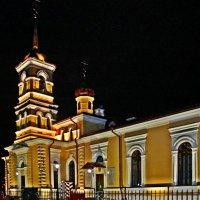 Полковая церковь..... :: Tatiana Markova