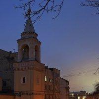 Иоанно-Предтеченский моностырь в Москве :: Ирина Терентьева