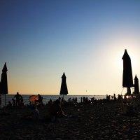 Закат на пляже - Сочи :: Damir Si
