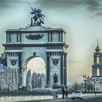 триумфальная арка Курск :: Василий Платонов