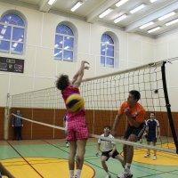 Спартакиада по волейболу :: victor maltsev