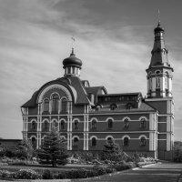 Церковь Чуда св.Архангела Михаила :: Андрей Нибылица