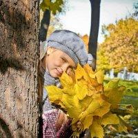 Осенним днем :: Elena Ignatova