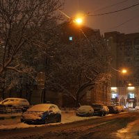 После снегопада.... :: марк
