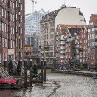 Гамбург (северный вариант Венеции) :: Юрий Матвеев