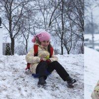 После школы :: Светлана Былинович