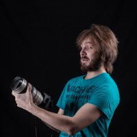 тест студийного света :: Кирилл Терехов