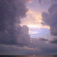 Железній порт. Закат перед штормом :: Александр Резуненко
