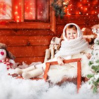Новогодние чудеса :: Elena Tretyakova