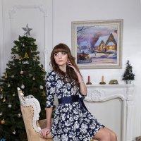 Новогодняя съемка в студии Fotolion :: Тимур Азимов