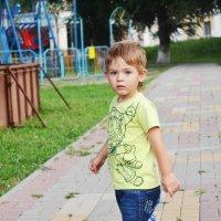 прогулка по парку :: Виктория Сячина