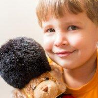 Портрет малыша :: Игорь Чехлов