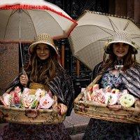 Киевские шоколадницы :: Владимир Бровко