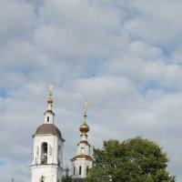 Вознесенская церковь :: Наталья Гусева