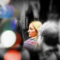 Одиночество в толпе :: Alexei Kopeliovich